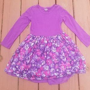 Gymboree Purple Dress, Size 5